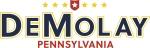 PA DeMolay Star Logo