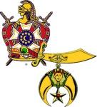 DeMolay / Shrine Logo