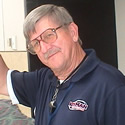 """Dad"" Walter E. Fizz - Director of Scholarships"