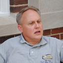 """Dad"" Allen D. Moyer - Asst. Director of DAD Training"