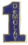 No. 1 Pin