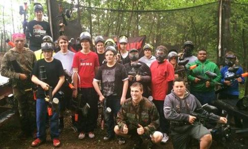 Pilgrim Paintball